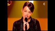 Alizee - La Isla Bonita - Невероятно изпълнение (Live)