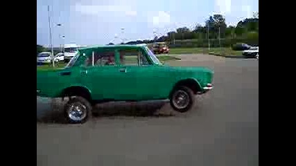 Moskvich2140 Drift