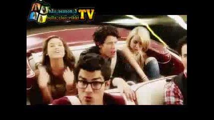 Jonas season 2 L.a. - opening