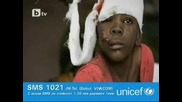 Уницеф в помощ на Хаити