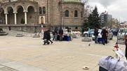 Кога Зашумят Шумите - Изпълнение на Уличен Музикант в София