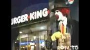 Отменена Burgerking Реклама