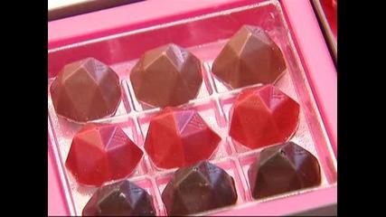 В обектива: Шоколад за влюбени