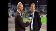 Дерменджиев - Мисълта на футболистите беше насочена към Реал (27.09.2014г.)