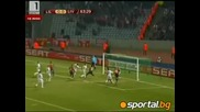 Лил - Ливърпул 1:0 / Лига Европа /
