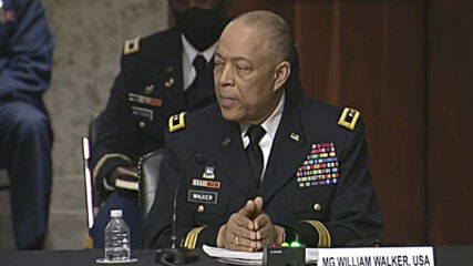 USA: National Guard chief says Pentagon hesitated on sending troops to Capitol riot