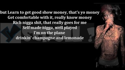 Wiz Khalifa- _rooftops_ (lyrics On Screen) ft Curren$y