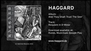 Haggard - Requiem In D-minor