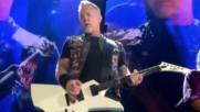Metallica ⚡ ⚡ Now That We're Dead // Live - Seoul, South Korea 2017