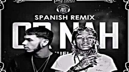 Anuel Aa ft. Wiz Khalifa - Or Nah Remix 2020