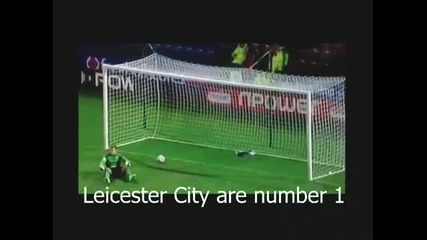 Leicester City Number One!!!