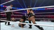 Naomi vs. Aksana: Wwe Main Event, May 20, 2014