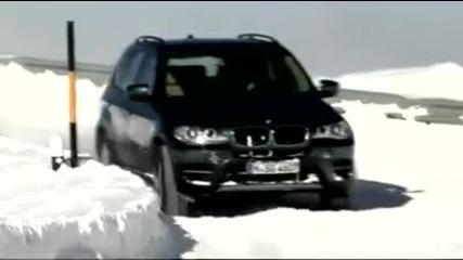 Bmw E70 — X5 Snow Action [2010]