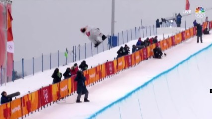 1 2018 Shaun White Olympic halfpipe gold medal run - Youtube