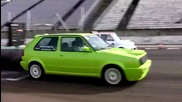 Vw Golf 2 Tdi vs Fiat 126 P Turbo