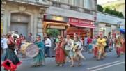 Wenn es Sommer wird in Avignon--die Flippers