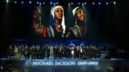 Michael Jackson The Memorial - Heal the World - We Are The World
