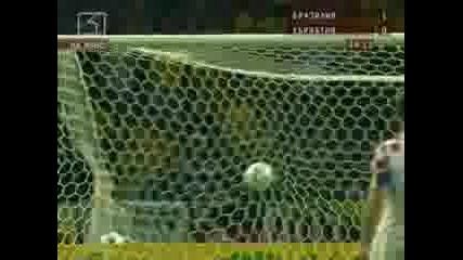 Brazil - Croatia 1:0 Kaka Goal