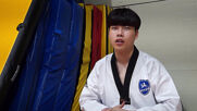 South Korea: Seoul taekwondo master aces stunning 4-metre high kick