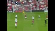 Man Utd V Tottenham 1:0