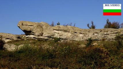 Мистика в Родопа планина - скалите край Бенковски