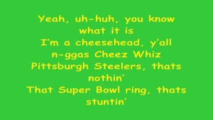 Green and Yellow - Lil Wayne ( Lyrics on Screen ) 2011