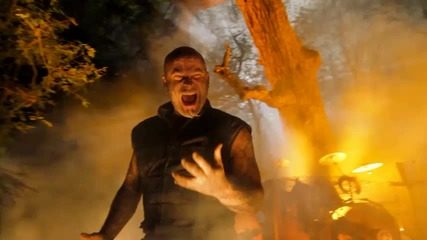 Disturbed - The Animal Hq ( Официално видео ) + ( Превод )