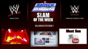 The Animal wreaks havoc - Wwe Smackdown Slam of the Week 5/16