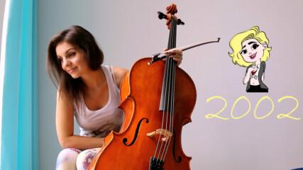Anne-Marie - 2002 / Cello by Vesislava