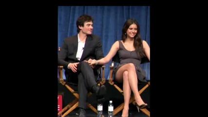Ian and Nina Dream Team