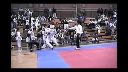 Tae Kwon Do The best