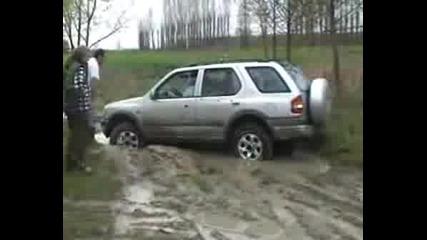 Opel Frontera Offroad