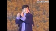 Jackie Chan performs Youcai Hua at the -walking with Love- Charity Concert
