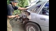 Изправяне на автомобил в Русия