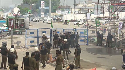 Pakistan: Clashes erupt in Lahore as Maryam Sharif appears for questioning over graft allegations