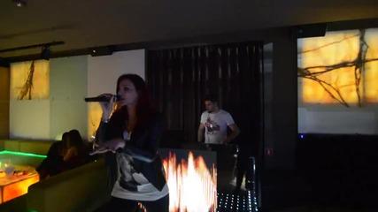 Dj Burlak & Kristina Nova ( Plaza Bar )