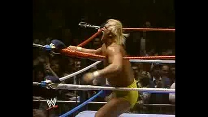 Msg - Ny 1984 - Hulk Hogan vs The Iron Sheik