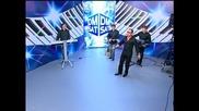 Mile Kitic - Rastajemo se mi sudbina me na put salje - (LIVE) - Sto da ne - (TvDmSat 2009)