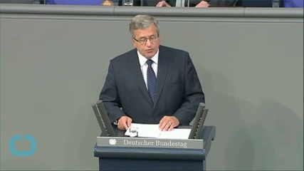 First Round Of the Presidential Election In Poland Sees President Komorowski As Front-Runner