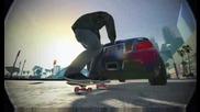 Skate 2 Trailer Skitching