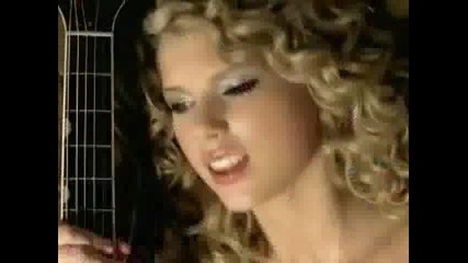 Taylor Swift - Teardrops On My Guitar (official music video)(високо Качество)(с бг превод)