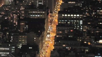New York time lapses