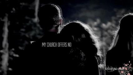 take me to church ♡