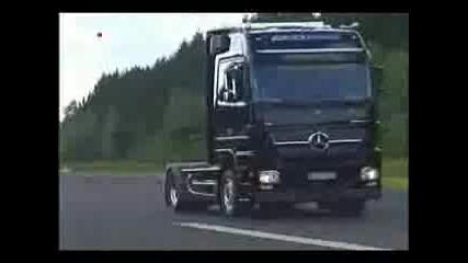 Mercedes Vs. Mercedes
