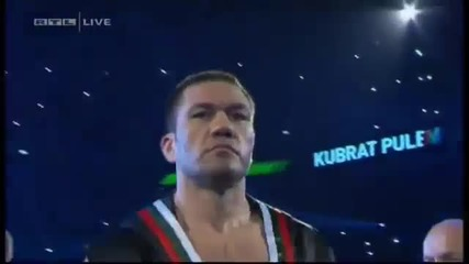 Кубрат Пулев - Няма да се предавам