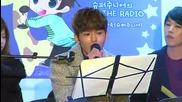 Super Junior Ryeowook - Maybe Tomorrow Live 131030 Sukira