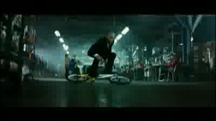 Transporter 3 bike chace so epic