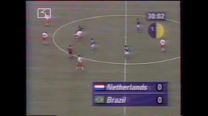 Сащ 94 - 1/4 - Холандия - Бразилия 2:3 - част 1
