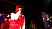 Cappadonna- Slang Editorial @ Bb King, N Y C
