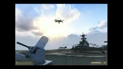 F - 35 маневра